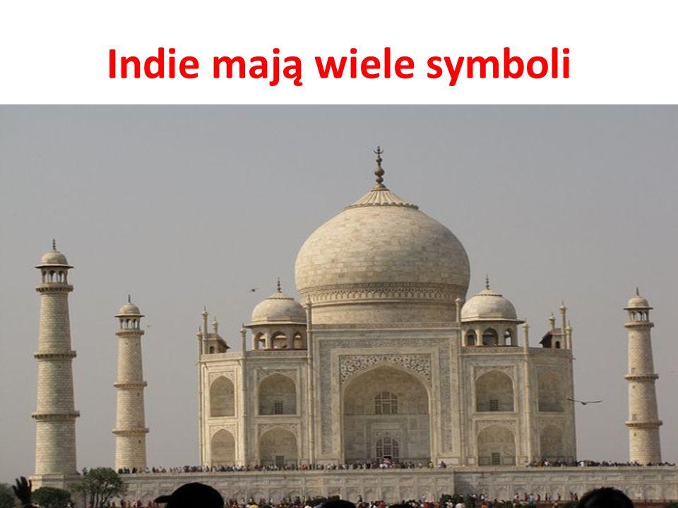 Indie mają wiele symboli