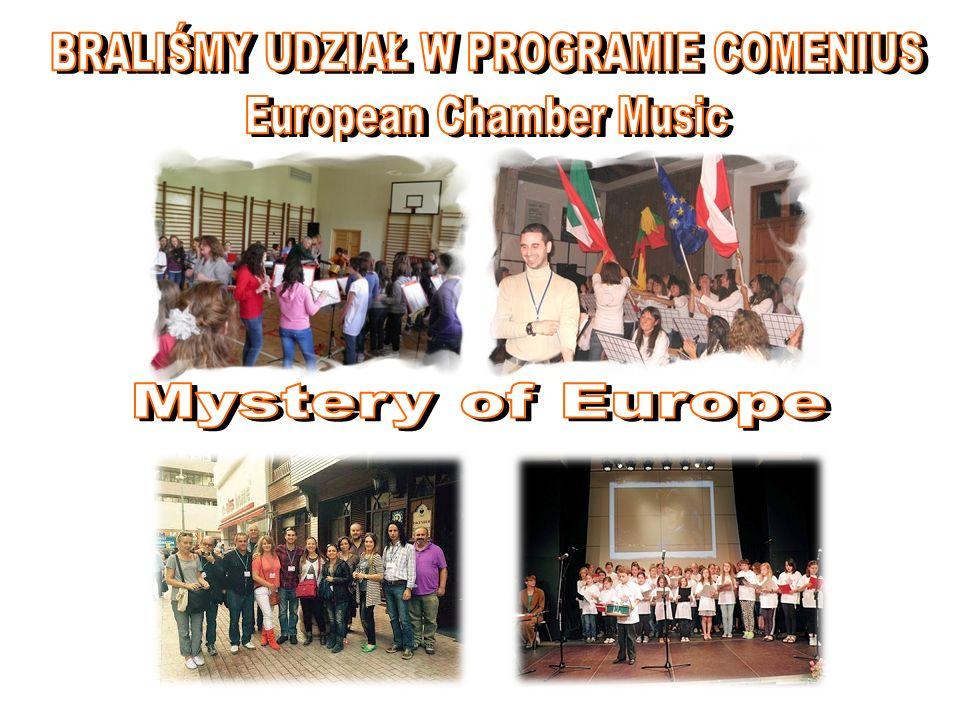 """Szkoła uczestniczyła w projektach współfinansowanych ze środków Unii Europejskiej w ramach Europejskiego Funduszu Społecznego: """"Pierwsze uczniowskie d"""