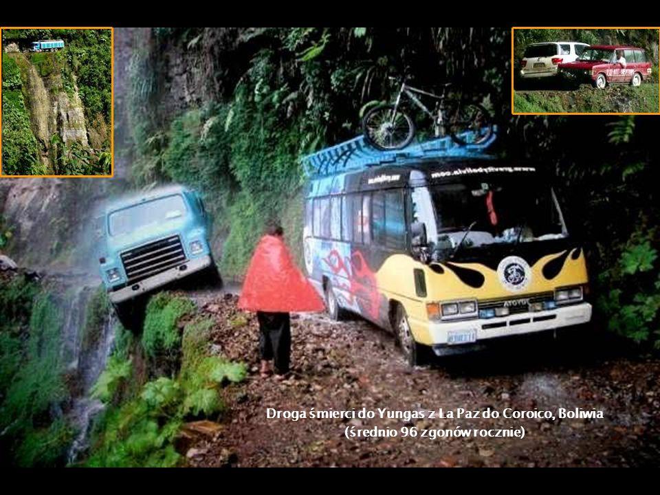 Tunnel Guoliang w Chinach został wydrążony w Górach Taihang na własną rękę, za pomocą kilku kołków przez 13 mieszkańców wioski Guoliang, która była ca