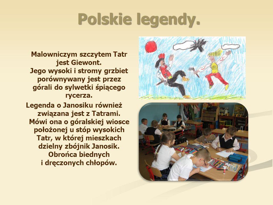 Legendy o najstarszych miastach Polski.Gniezno - pierwsza stolica Polski.