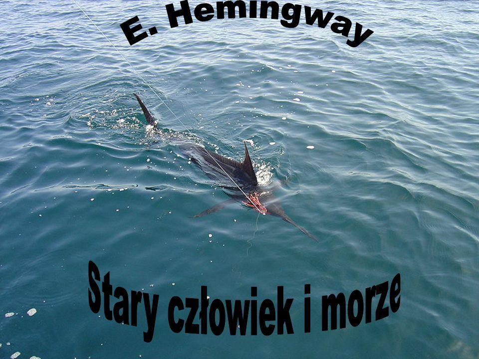 Ernest Hemingway to Amerykański pisarz urodzony w 1899 roku.