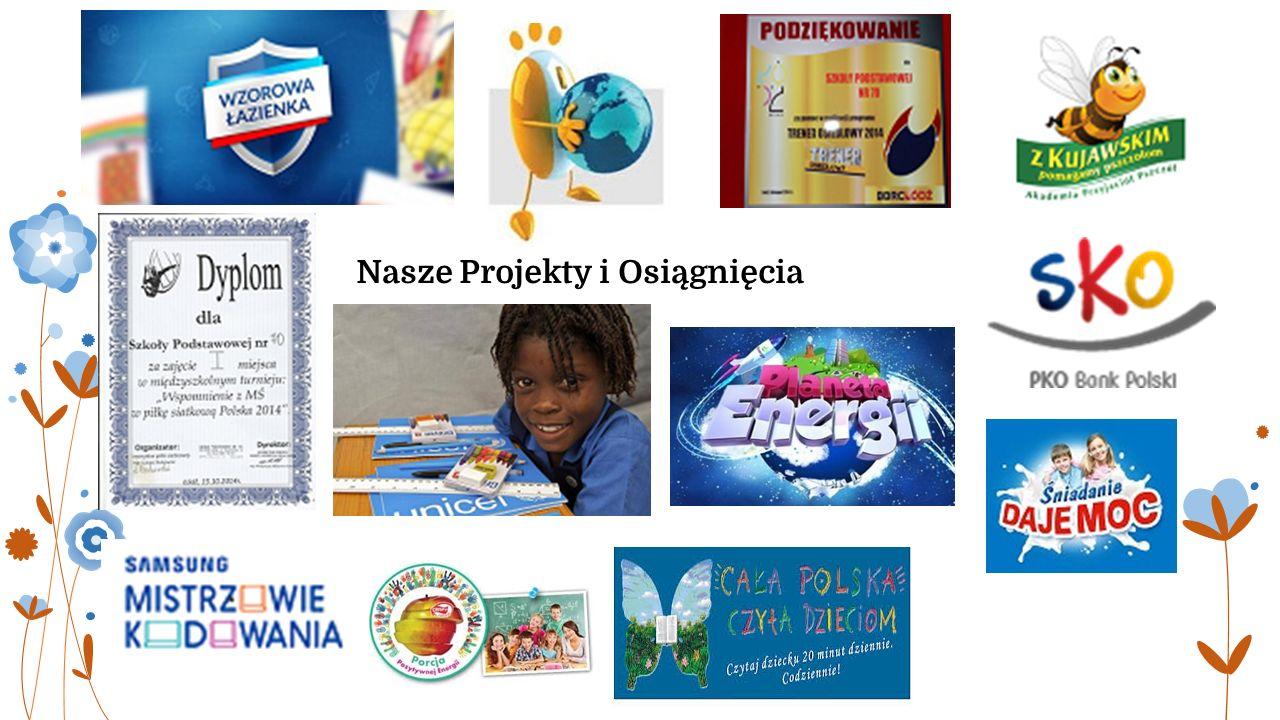Nasze Projekty i Osiągnięcia