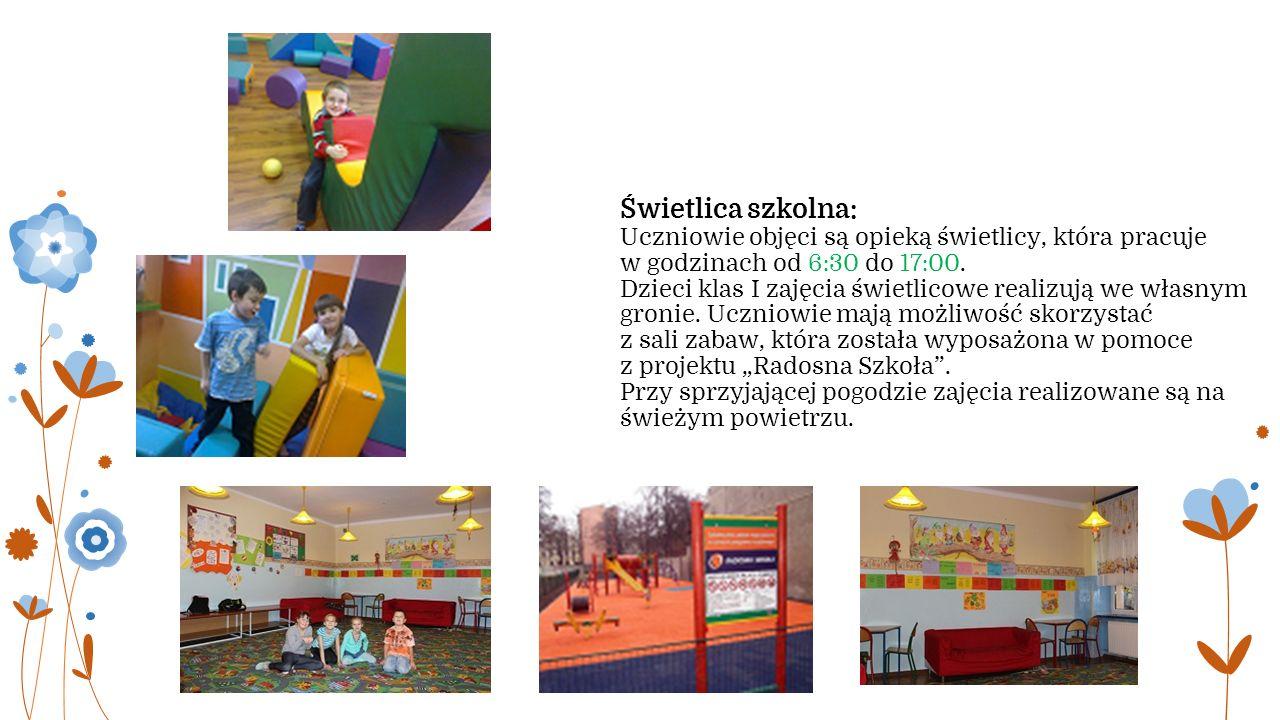 W naszej szkole jest: Pedagog, który służy pomocą dzieciom i rodzicom.