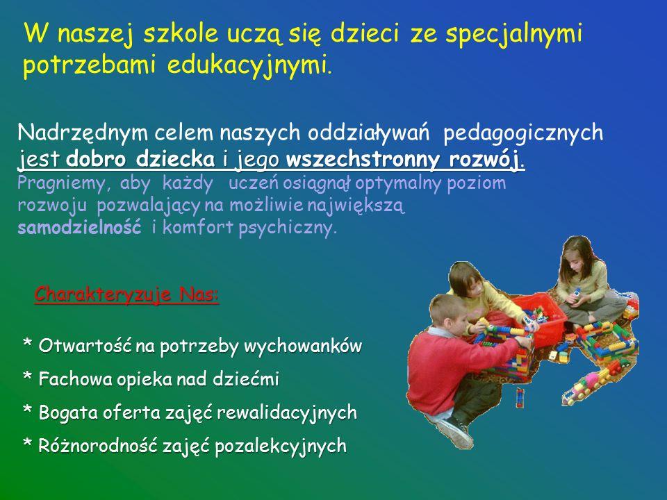 Zespół Szkół Specjalnych nr 5 w Łodzi www.zss5.edu.lodz.pl ul.Plantowa 7 www.zss5.edu.lodz.pl Zespół Wczesnego Wspomagania Rozwoju Pomagamy tu dzieciom od narodzin do momentu rozpoczęcia nauki w szkole.