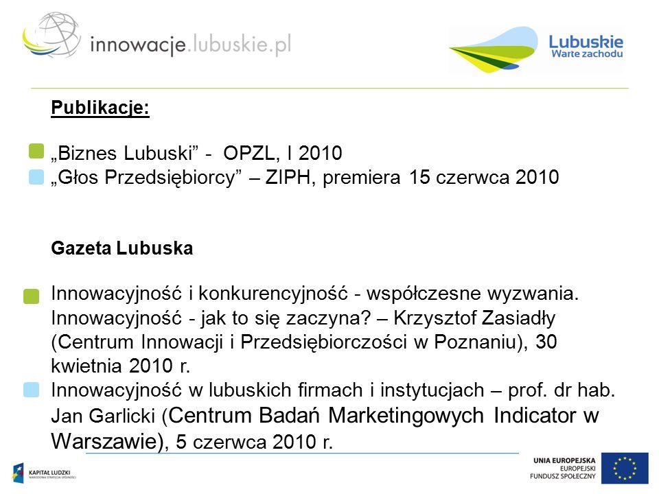 Rozbudowa regionalnego portalu innowacji