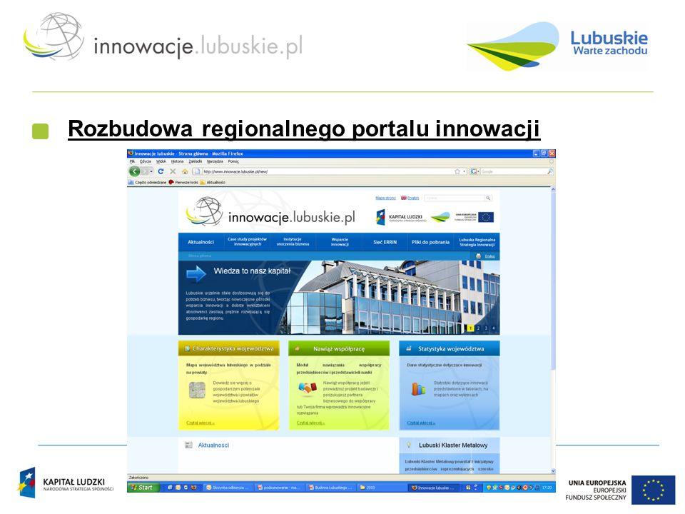 Sieć ERRIN - Europejska Sieć Współpracy Regionów w zakresie Badań i Innowacji