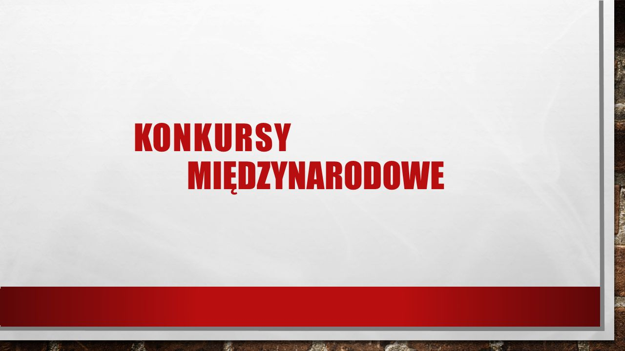 """Konkurs matematyczny """"Kangur LAUREAT - ADAM MARGAS – 2 H WYNIK BARDZO DOBRY – Marek Wójcik – 2h WYNIK DOBRY - – Kuba Szumielewicz – 2 i – Przemysław Młodawski – 2 k – Jakub Karpiński – 2 j – Pola Mościcka – 1 i – Iga Bernat – 1 i – Michał Jachimiak – 3 h – Mateusz Stączek – 3 h – Jerzy Denisiewicz– 3 h"""