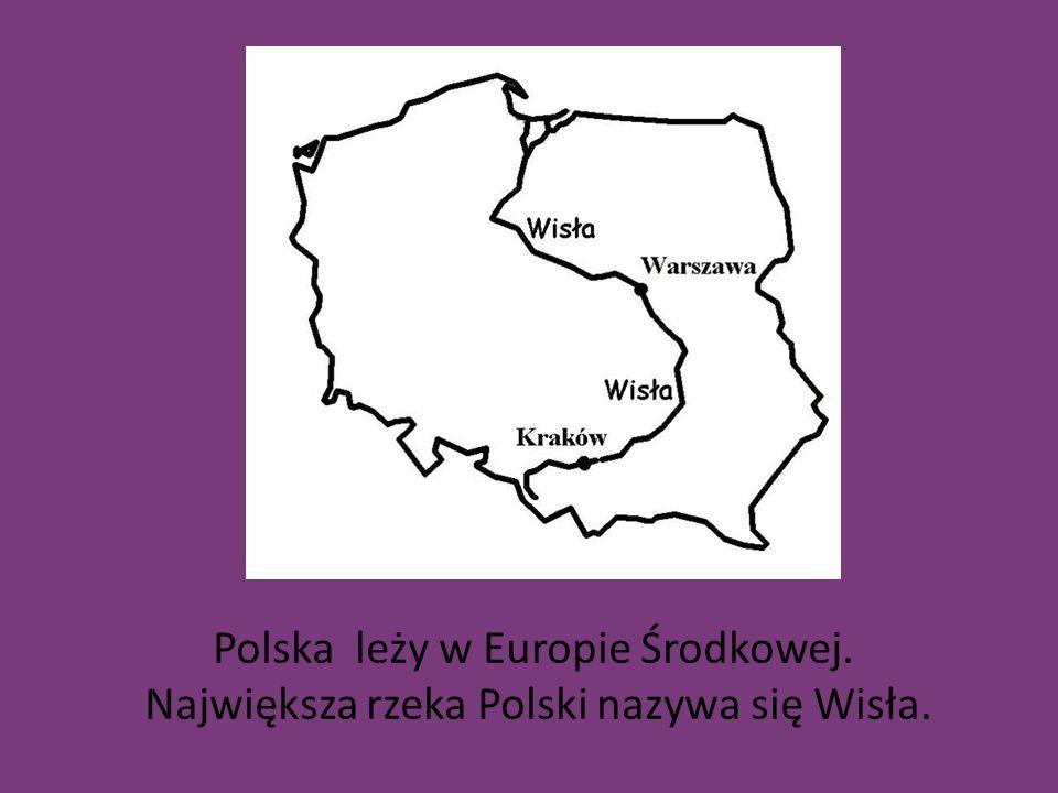Stolicą Polski jest Warszawa.
