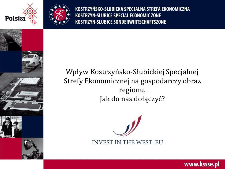 Wpływ Kostrzyńsko-Słubickiej Specjalnej Strefy Ekonomicznej na gospodarczy obraz regionu. Jak do nas dołączyć?