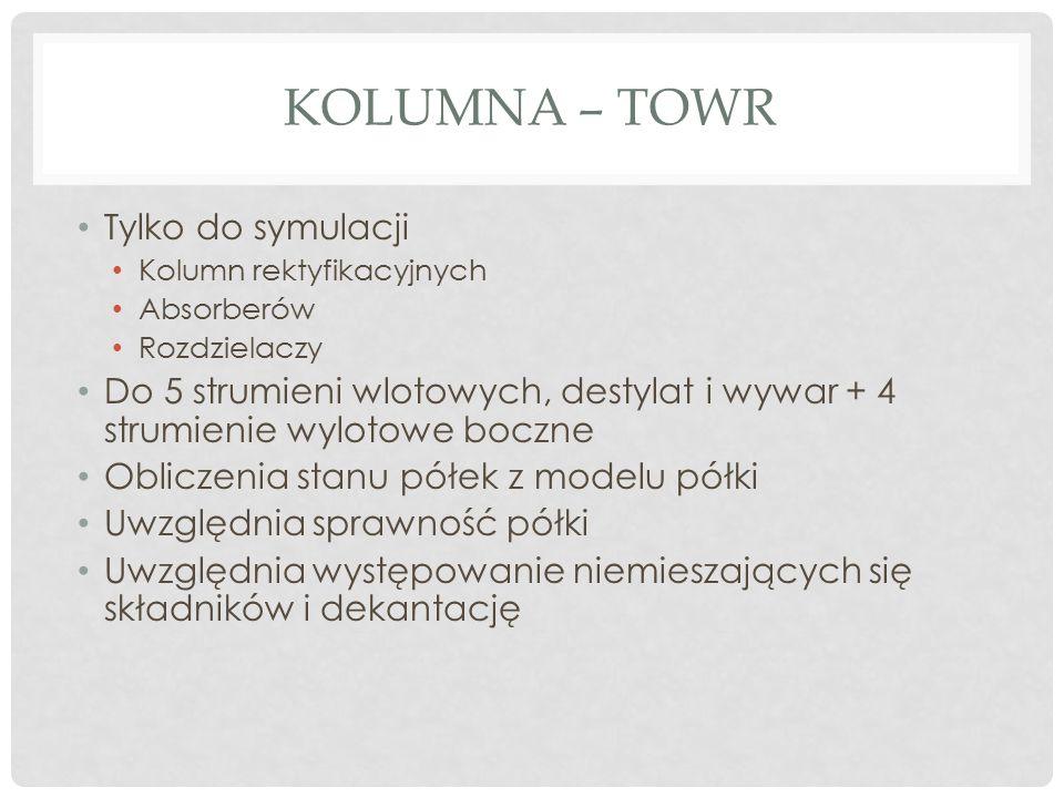 KOLUMNA TOWR