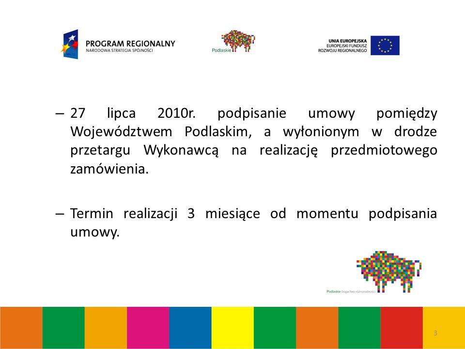 4 Zgodnie z przyjętymi ustaleniami Konsorcjum EDC sp.