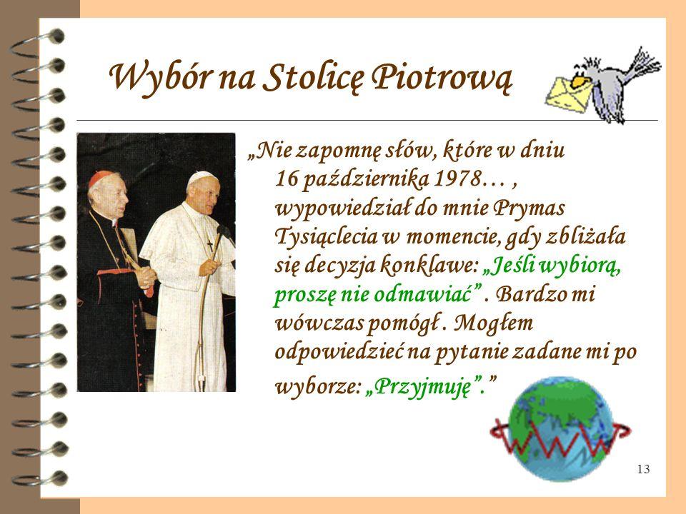 """12 Jestem człowiekiem gór """"… ja z rodu jestem człowiekiem gór (…) chociaż moją Ojczyzną jest cała Polska, wszędzie, gdzie jest Polska, i wszystko, co"""