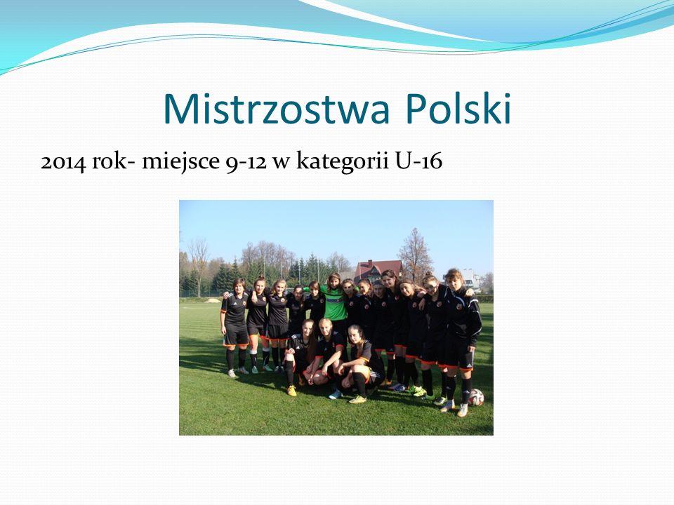 W kwietniu drużyna bedzie brała udział w eliminacjach do MP U-18