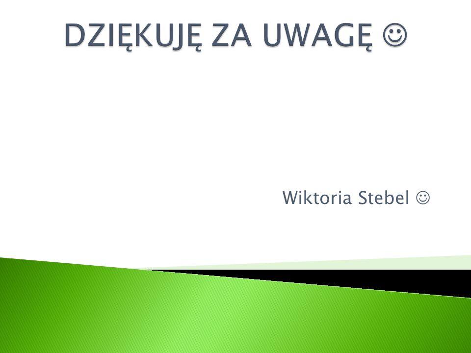 Wiktoria Stebel