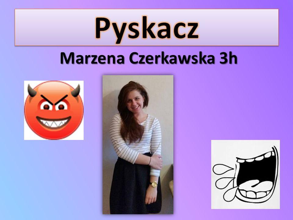 Marzena Czerkawska 3h