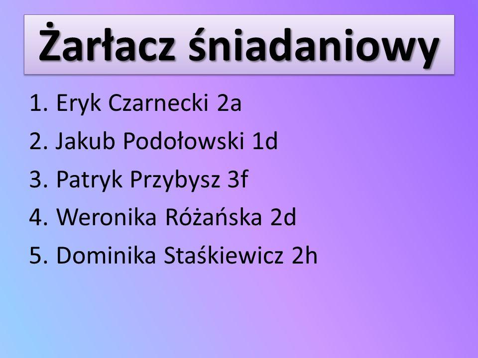 Eryk Czarnecki 2a