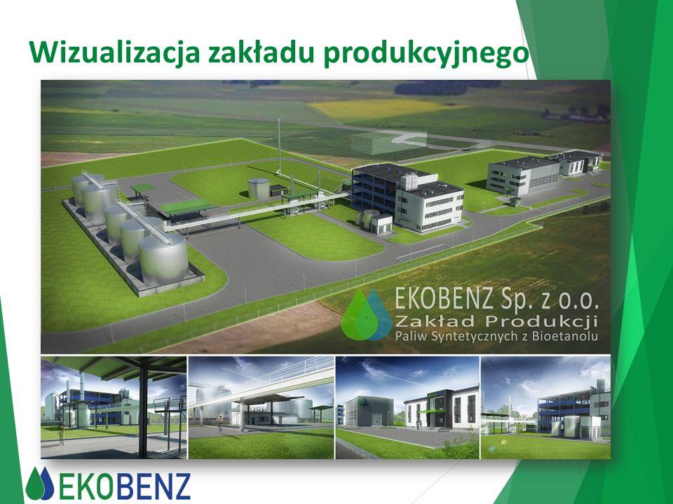 Wizualizacja zakładu produkcyjnego