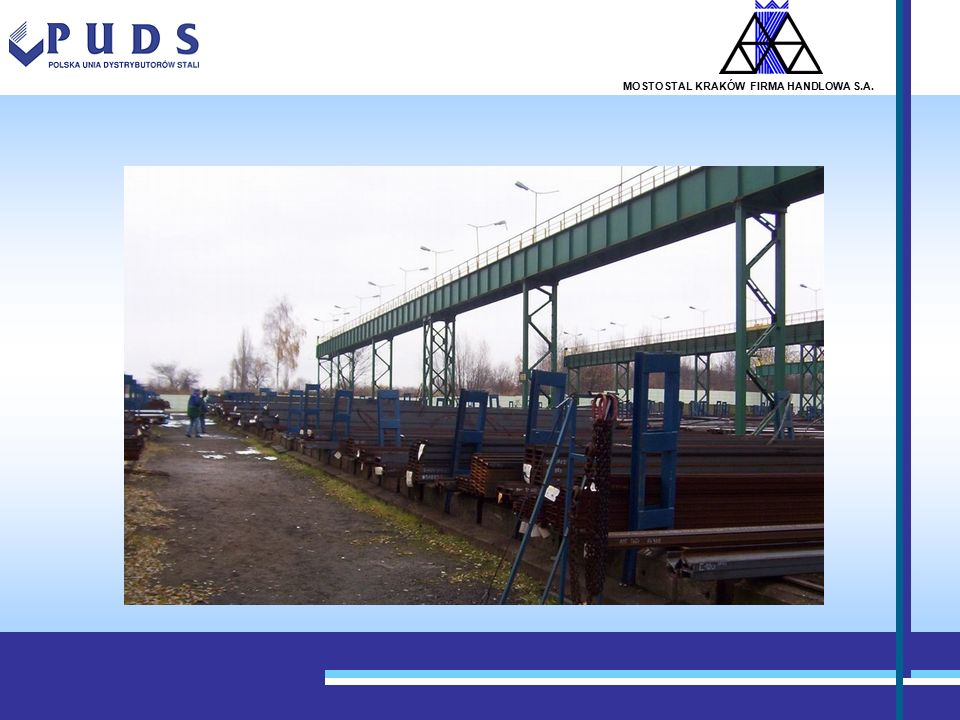 GENERAL ASSEMBLY STEEL STOCKHOLDING AUSTRIA 15/11/2005 32 MOSTOSTAL KRAKÓW FIRMA HANDLOWA S.A.