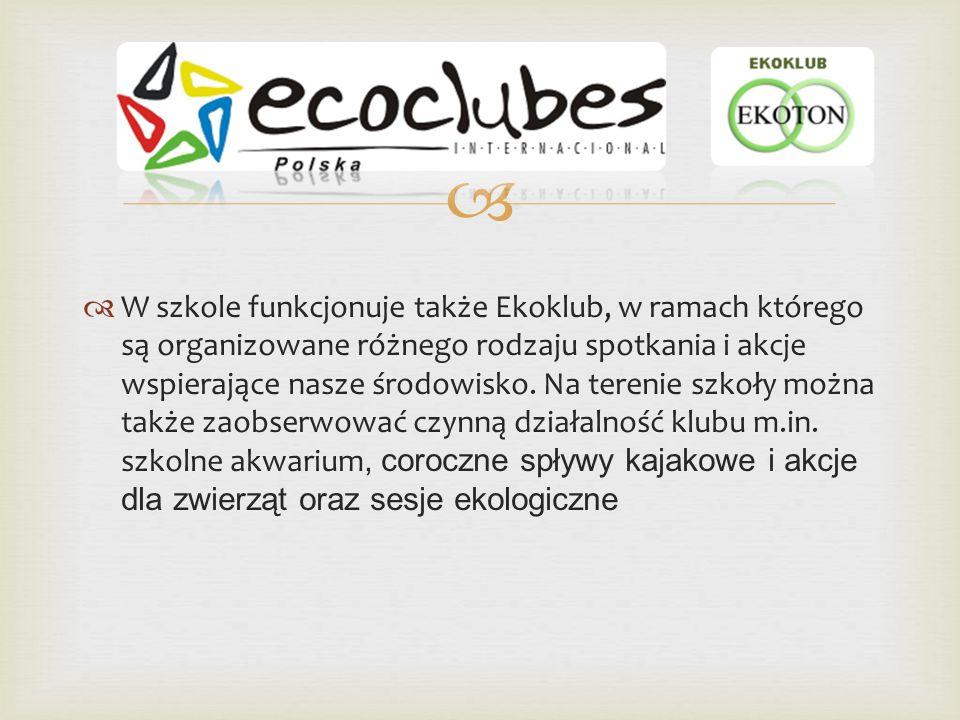 Kącik EkoKlubu