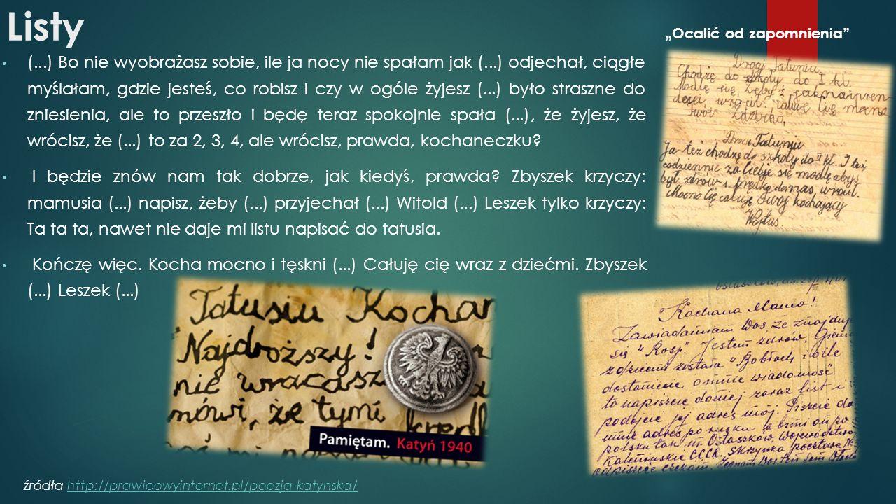 Polskie Cmentarze Wojskowe są świadectwem triumfu pamięci i prawdy nad trwającymi przez dziesięciolecia zapomnieniem i kłamstwem.