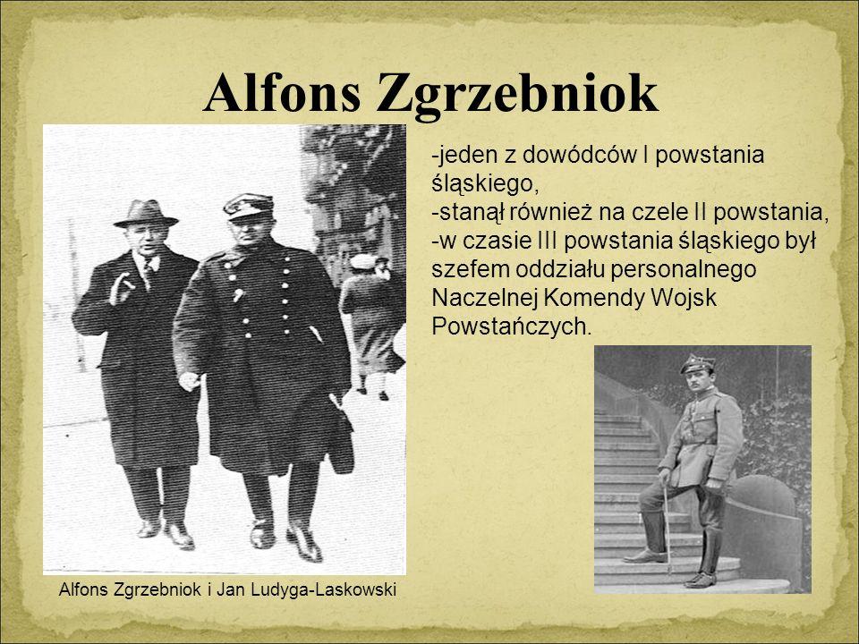 Początek powstania - decyzję o wybuchu powstania wydał Śląski Oddział POW
