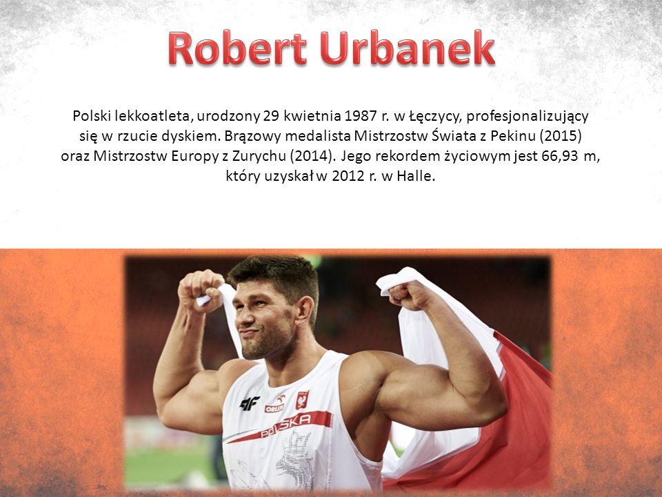 Polski lekkoatleta, urodzony 30 lipca 1968r.w Lubaczowie.