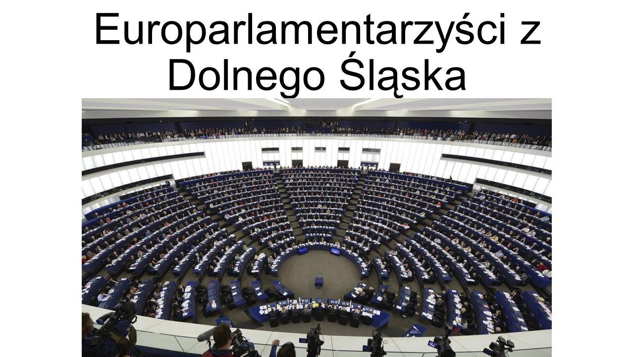 Europarlamentarzyści z Dolnego Śląska
