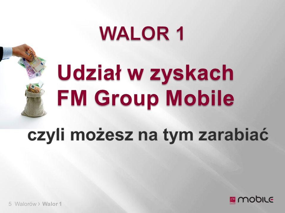 5 Walorów › Walor 1