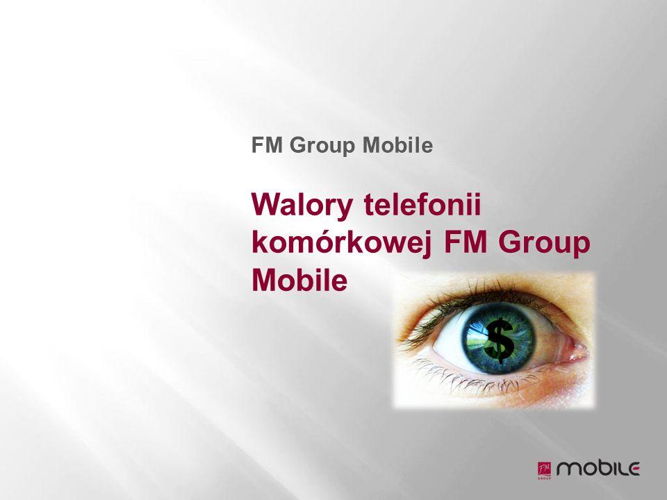 Pierwsze kroki › 1 /1 Możesz nie korzystać z FM Group Mobile lub korzystać.