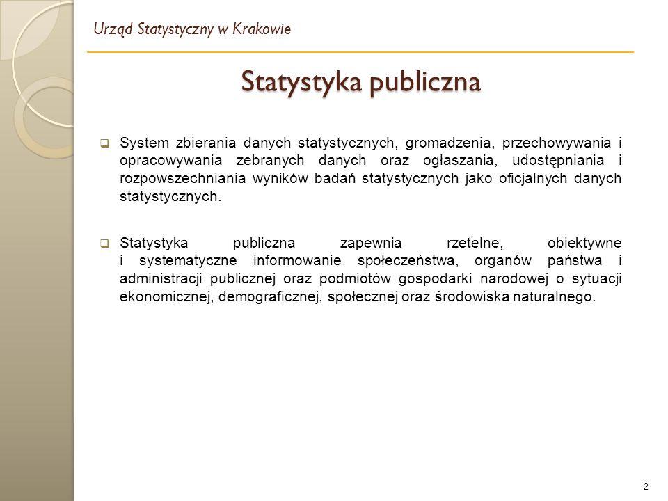 2  System zbierania danych statystycznych, gromadzenia, przechowywania i opracowywania zebranych danych oraz ogłaszania, udostępniania i rozpowszechniania wyników badań statystycznych jako oficjalnych danych statystycznych.
