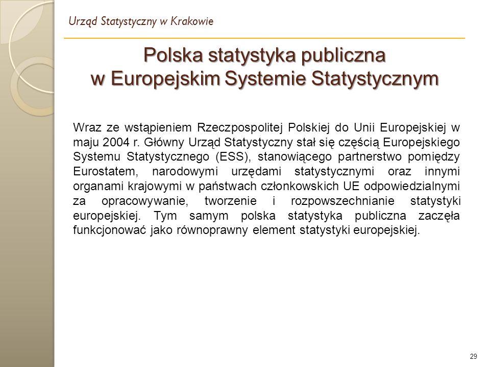 29 Wraz ze wstąpieniem Rzeczpospolitej Polskiej do Unii Europejskiej w maju 2004 r.