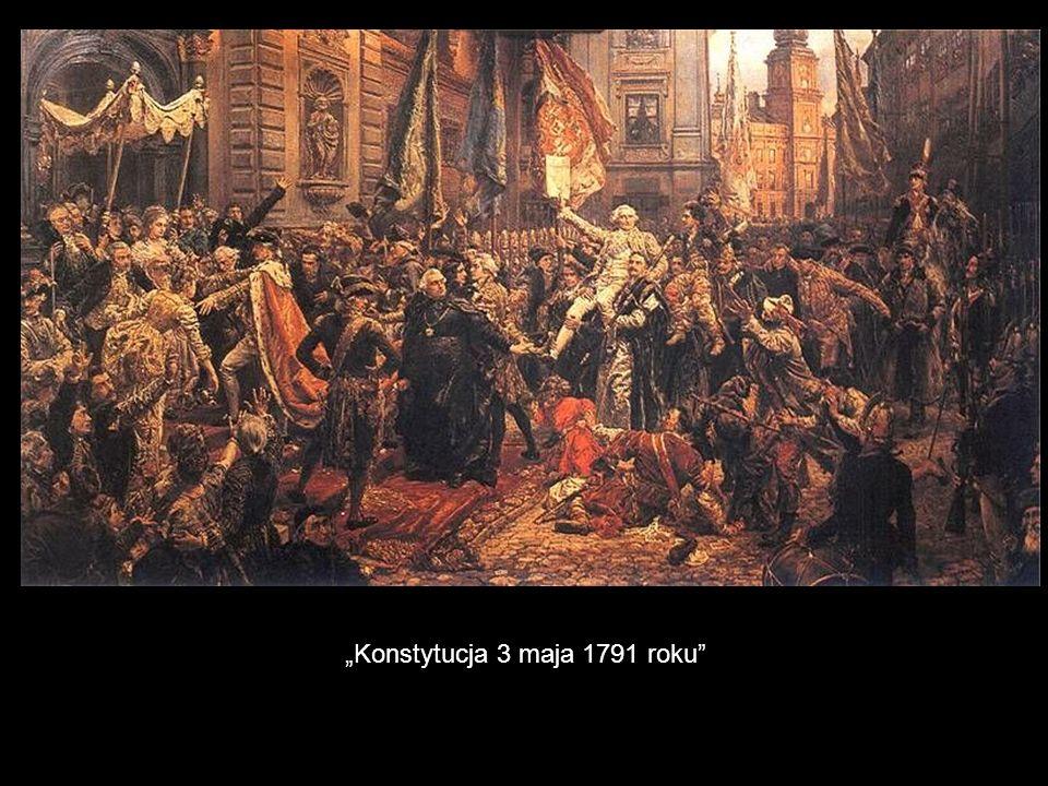 """""""Konstytucja 3 maja 1791 roku"""
