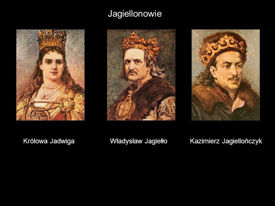 Jagiellonowie Zygmunt Stary Zygmunt August