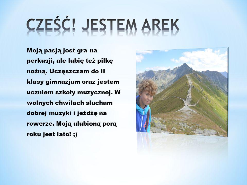 Nazywam się Jagoda Jagodzińska, mam 14 lat, i chodzę do klasy Ib.