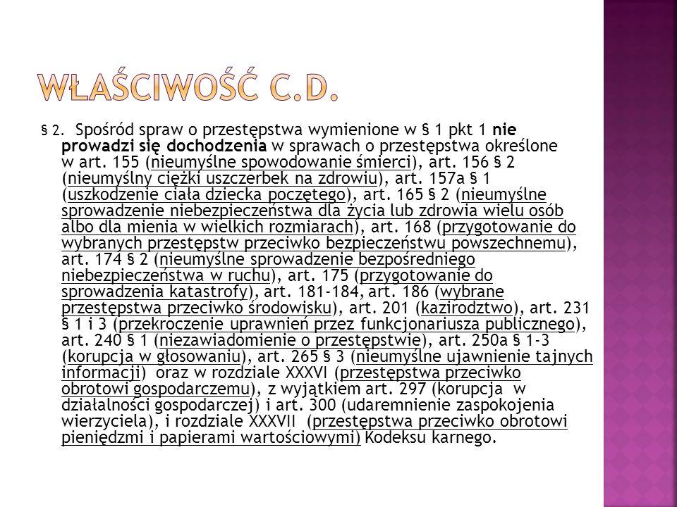 Uregulowany w rozdziale 6 KPK: art.59 – art. 61 KPK.