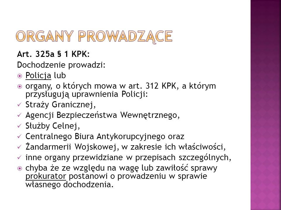 Art.564 KPK: § 1.