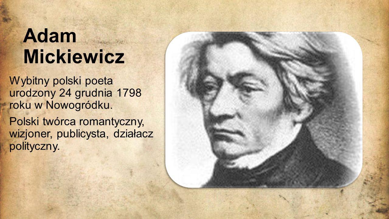 Rodzina Ojciec Adama, Mikołaj, był adwokatem sądowym a jego matka Barbara była córką ekonoma.