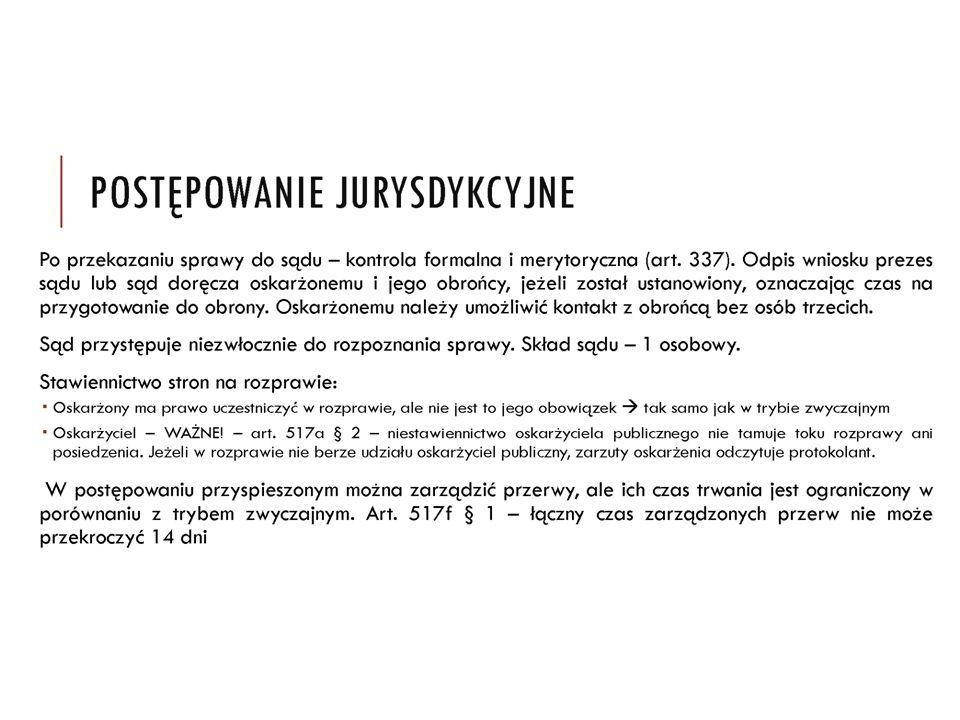 TRYB WNOSZENIA APELACJI 2.art.423 k.p.k.