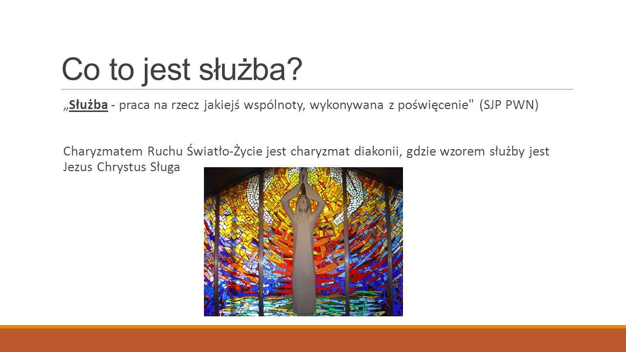 Dlaczego Liturgia Godzin na Oazie.
