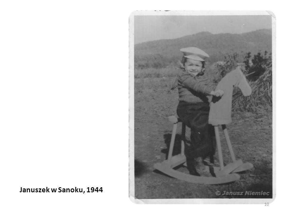 Januszek w Sanoku, 1944 10