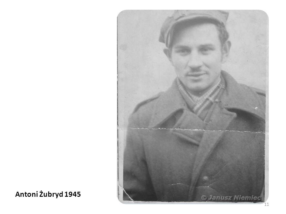 Antoni Żubryd 1945 11