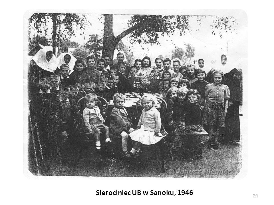 Sierociniec UB w Sanoku, 1946 20