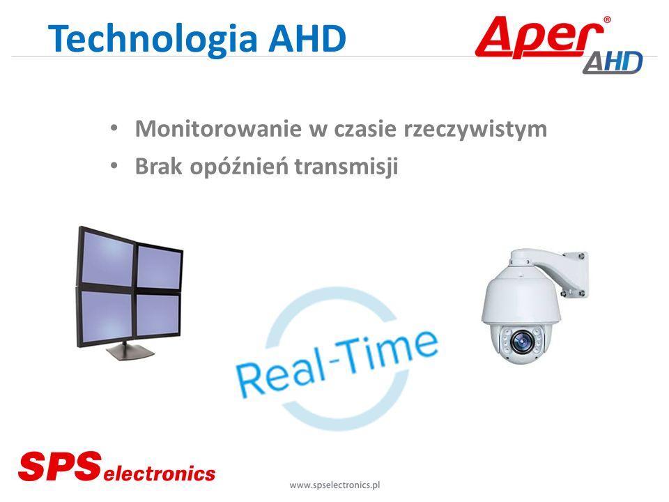 Kamery AHD Wyostrzanie obrazu Orientowanie obrazu Maski prywatności Detekcja ruchu Powiększenie cyfrowe OSD / UTC Joystick BLC / HLC D-WDR Defog SensUp Dodatkowe parametry ( modele kamer 2 Mpx ) AHD / PAL (przełączane)