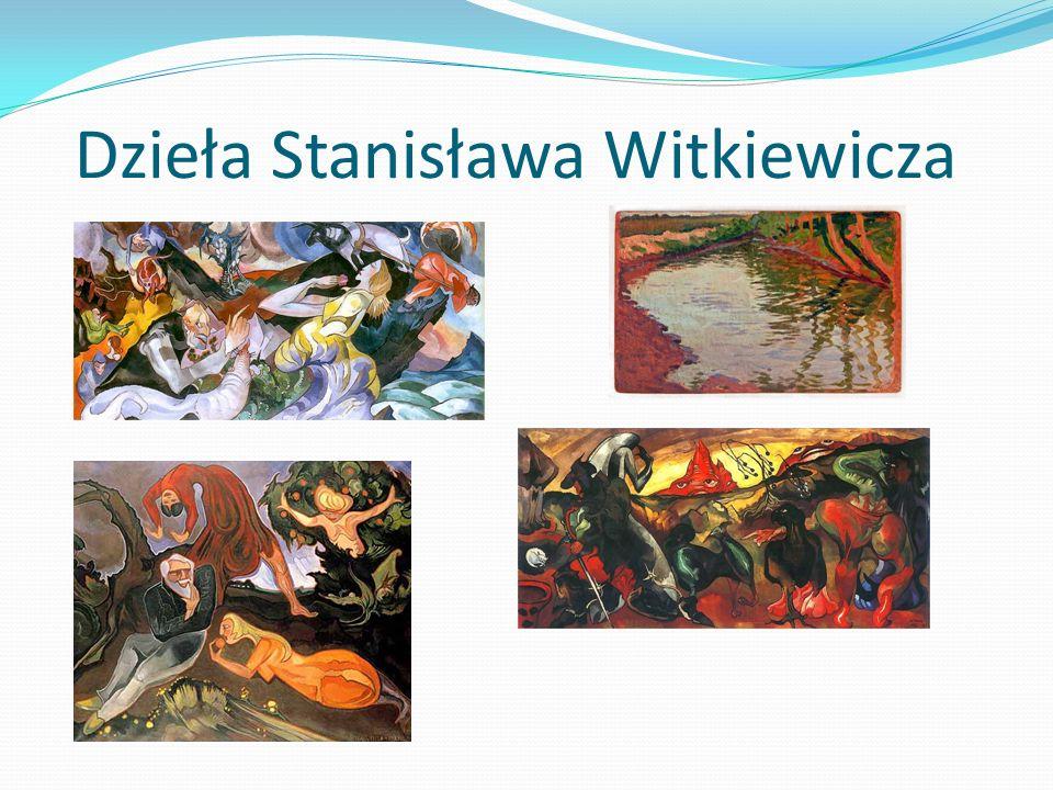 Dzieła Stanisława Witkiewicza