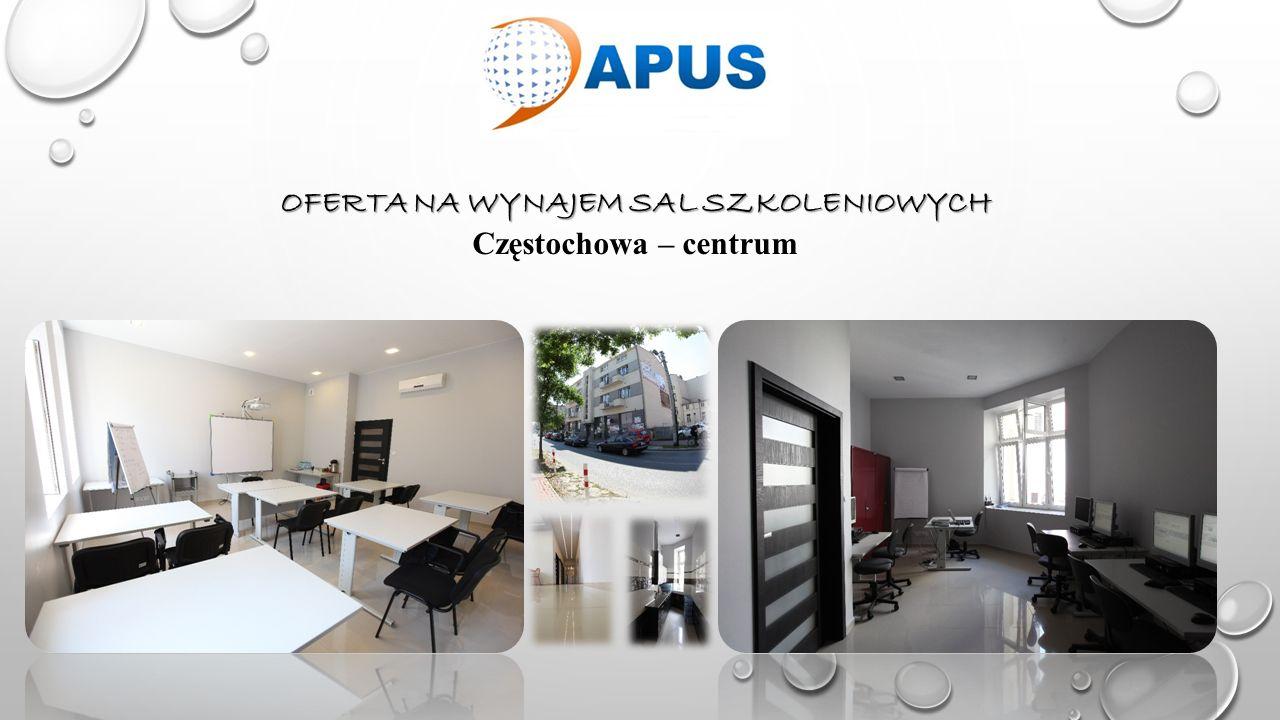 SALA KOMPUTEROWA – 18 m2 10 STANOWISK - klimatyzacja