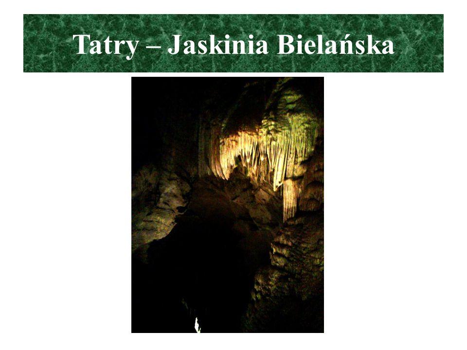 Tatry – Jaskinia Bielańska
