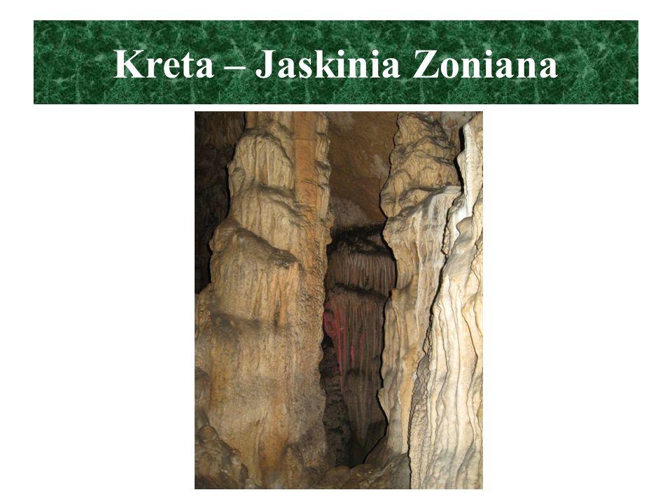 Kreta – Jaskinia Zoniana