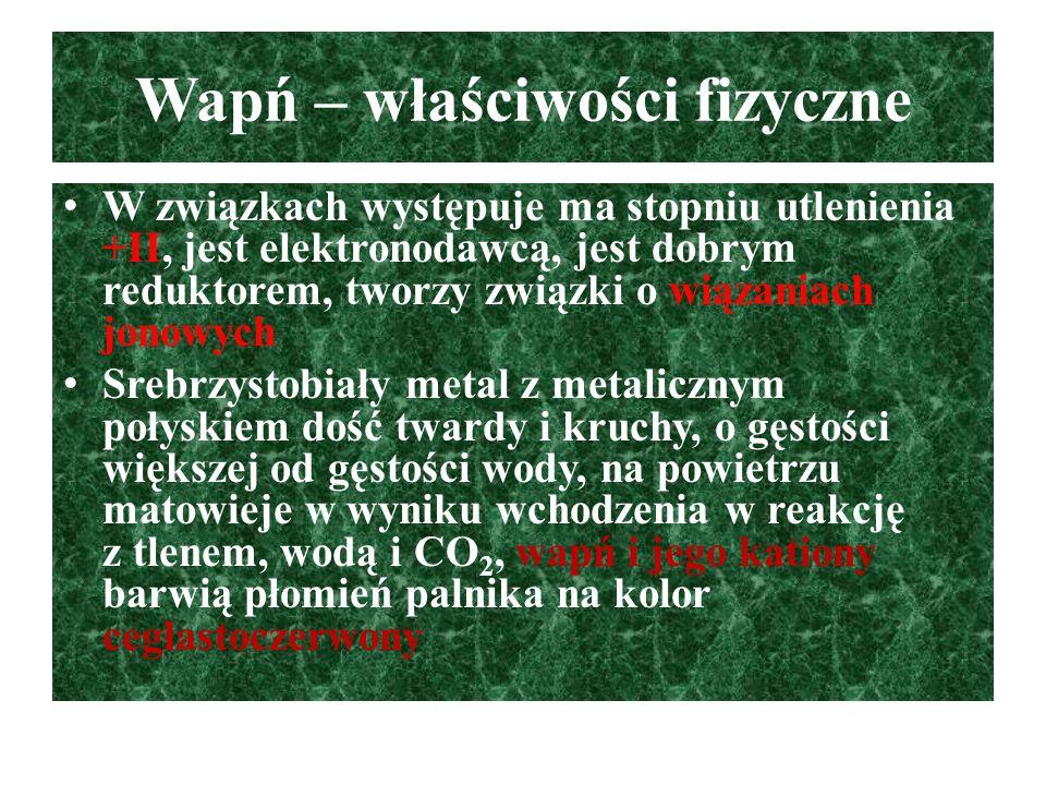 Twardość wody i metody jej usuwania – cd Jonity – substancje stałe ( najczęściej żywice polimerowe) o charakterze jonowym stosowane między innymi do zmiękczania wody.