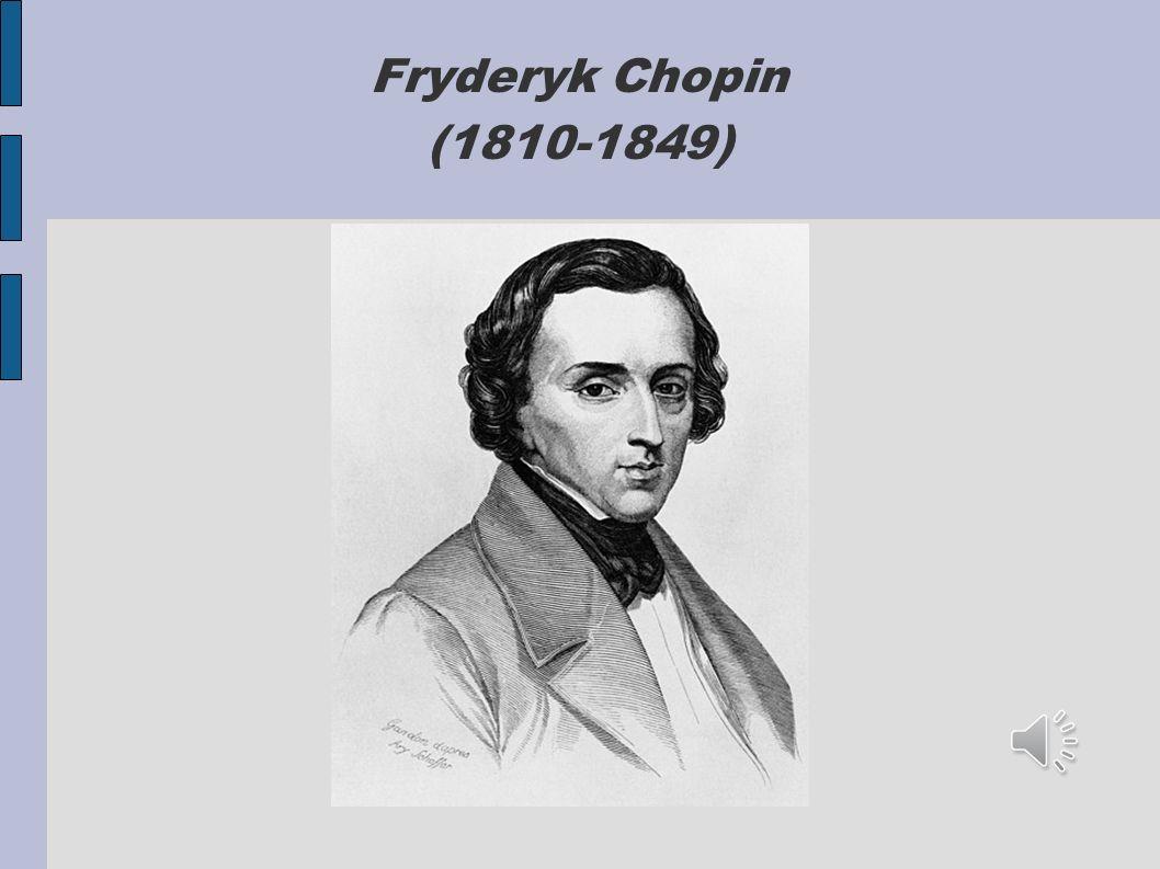 17 październik 1849 Chopin umiera na gruźlicę Kompozytor zostaje pochowany na paryskim cmentarzu Pere -Lachaise