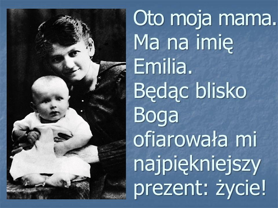 Cześć! Jestem Lolek, a oto moja historia! Urodziłem się 18 maja 1920 r. w Wadowicach.